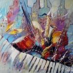 Любовь в стиле джаз…Занятие freedomDANCE в день Святого Валентина в Санкт-Петербурге