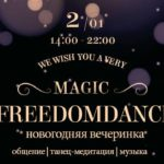 Новогодняя вечеринка freedomDANCE
