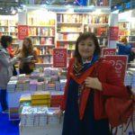 Выступление Инны Гуляевой на Московской Международной Книжной выставке-ярмарке сентябрь 2017 года