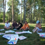 Подготовка российской сборной к международной олимпиаде по географии