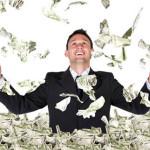 Когда у тебя есть деньги, как-то легче согласиться, что не в деньгах счастье.