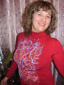 Ольга-зима2010 002